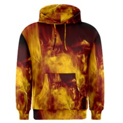 Ablaze Abstract Afire Aflame Blaze Men s Pullover Hoodie