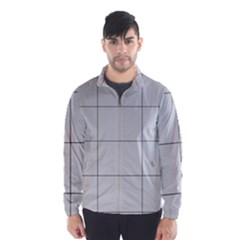 Abstract Architecture Contemporary Wind Breaker (men)