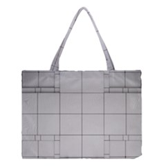 Abstract Architecture Contemporary Medium Tote Bag