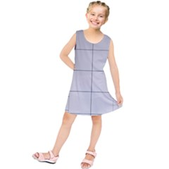 Abstract Architecture Contemporary Kids  Tunic Dress