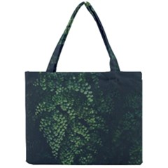 Abstract Art Background Biology Mini Tote Bag