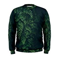Abstract Art Background Biology Men s Sweatshirt