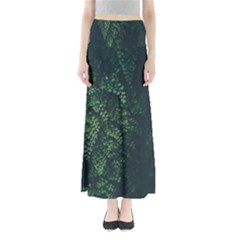 Abstract Art Background Biology Maxi Skirts
