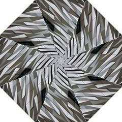 Abstract Background Geometry Block Folding Umbrellas