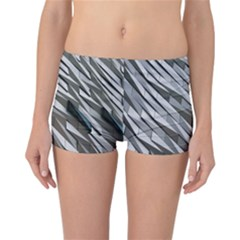 Abstract Background Geometry Block Reversible Bikini Bottoms