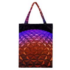 Abstract Ball Colorful Colors Classic Tote Bag