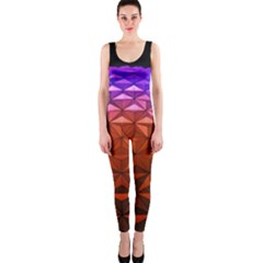 Abstract Ball Colorful Colors Onepiece Catsuit