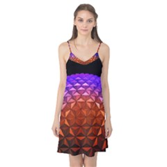 Abstract Ball Colorful Colors Camis Nightgown