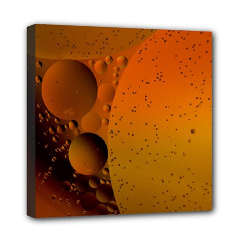 Abstraction Color Closeup The Rays Mini Canvas 8  X 8