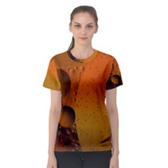 Abstraction Color Closeup The Rays Women s Sport Mesh Tee