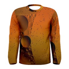 Abstraction Color Closeup The Rays Men s Long Sleeve Tee