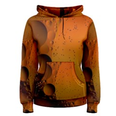 Abstraction Color Closeup The Rays Women s Pullover Hoodie