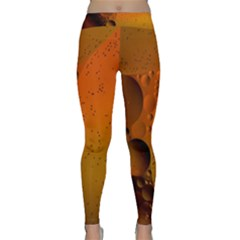 Abstraction Color Closeup The Rays Classic Yoga Leggings