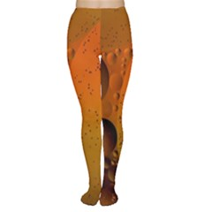 Abstraction Color Closeup The Rays Women s Tights