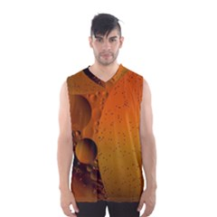 Abstraction Color Closeup The Rays Men s Basketball Tank Top