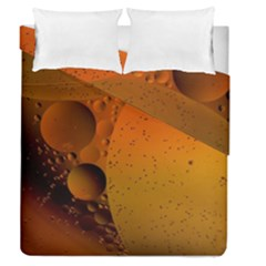 Abstraction Color Closeup The Rays Duvet Cover Double Side (queen Size)