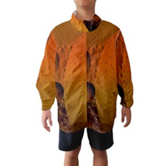 Abstraction Color Closeup The Rays Wind Breaker (kids)