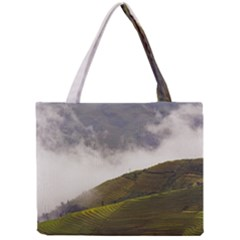 Agriculture Clouds Cropland Mini Tote Bag