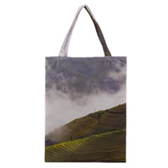 Agriculture Clouds Cropland Classic Tote Bag