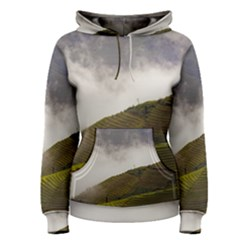 Agriculture Clouds Cropland Women s Pullover Hoodie