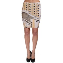 Apartments Architecture Building Bodycon Skirt