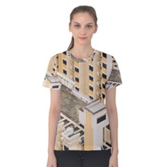 Apartments Architecture Building Women s Cotton Tee