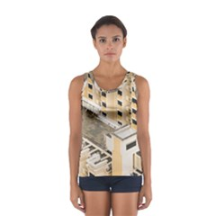 Apartments Architecture Building Women s Sport Tank Top