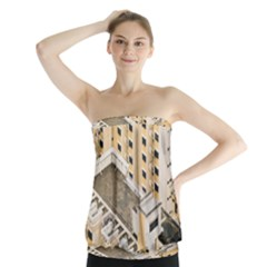 Apartments Architecture Building Strapless Top