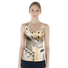 Apartments Architecture Building Racer Back Sports Top
