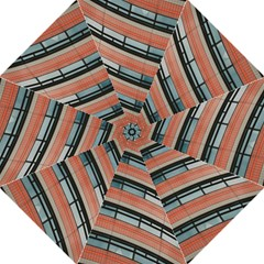 Architecture Building Glass Pattern Folding Umbrellas