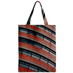 Architecture Building Glass Pattern Classic Tote Bag