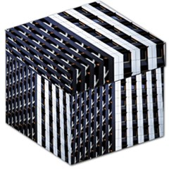 Architecture Building Pattern Storage Stool 12