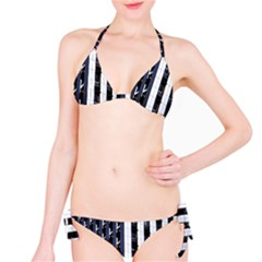 Architecture Building Pattern Bikini Set