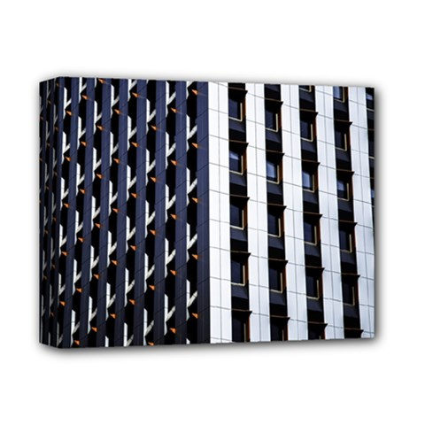 Architecture Building Pattern Deluxe Canvas 14  X 11