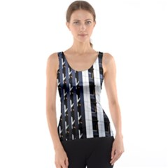 Architecture Building Pattern Tank Top