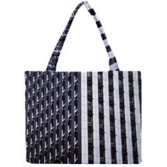 Architecture Building Pattern Mini Tote Bag
