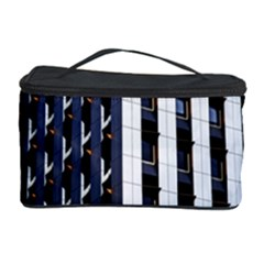 Architecture Building Pattern Cosmetic Storage Case