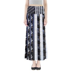 Architecture Building Pattern Maxi Skirts