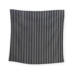 Background Lines Design Texture Square Tapestry (small)