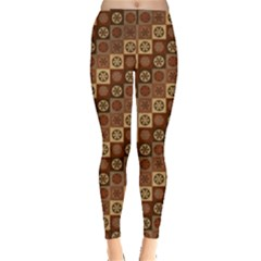 Background Structure Leggings
