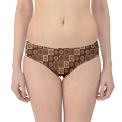Background Structure Hipster Bikini Bottoms