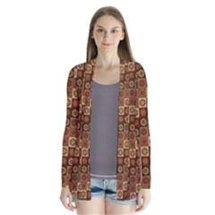 Background Structure Cardigans
