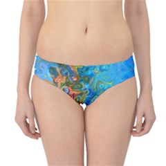 Background Texture Structure Hipster Bikini Bottoms