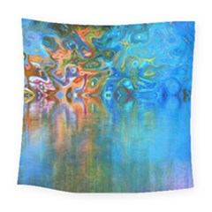 Background Texture Structure Square Tapestry (large)
