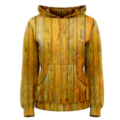 Background Wood Lath Board Fence Women s Pullover Hoodie