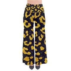 SKN5 BK-YL MARBLE (R) Pants