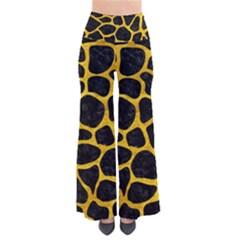 SKN1 BK-YL MARBLE (R) Pants