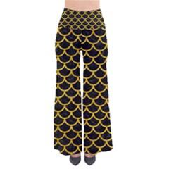 SCA1 BK-YL MARBLE Pants
