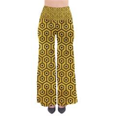 HXG1 BK-YL MARBLE (R) Pants