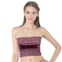 Brick Wall Brick Wall Tube Top